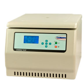 Bench Top Centrifuge | Clements Orbital 460
