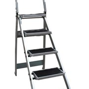 5 Step Compact Step Ladder Little Monstar - 150kg rated