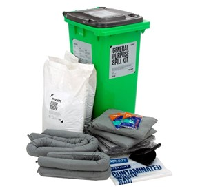 Spill Kits | General Purpose Wheeled Bins