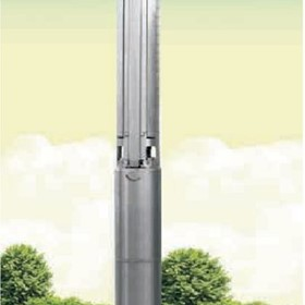 Hybrid Solar Pumping Systems - SS AC PUMP 4SP2-13