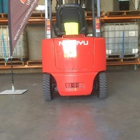 Blue Forklift Warehouse Safety Light | Forklift Blue Spot