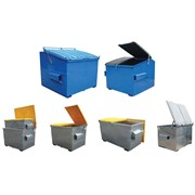 Frontlift General Waste Bin