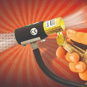 Anti-Static Air Gun is CE, UL and RoHS Certified