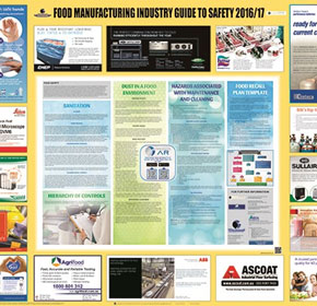 Food Manufacturing Industry Guide to Safety 2016/17