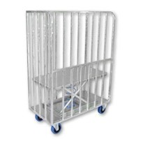 Front Panel Bulk Delivery Multipurpose Trolley | BDT104
