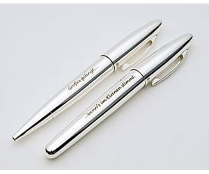 Personalised Engraved and Marked pens