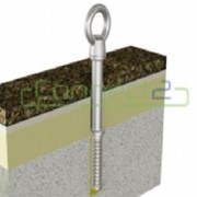 Connect2 Ballast Roof Concrete Fix Anchor (Custom) CA401