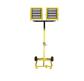 Orb | Led Lighting | 400W LED Beacon Cart (Double Light Head)