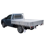 Workman Aluminium UTE Trays