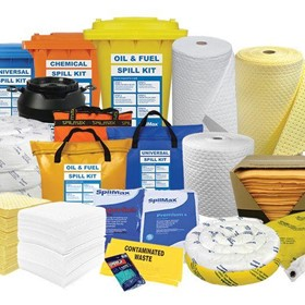 Spill Kits - Universal, Oil & Fuel, Chemical and Marine