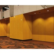 Decorative Panel & Wall I Operable Partition Wall 8600