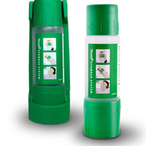 Portable Eye Wash Flush Safety Bottle | Enware Tobin Transport Bottle
