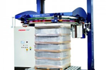 Automatic Ring Stretch Wrapping Machine | Fromm FA8 Series