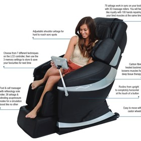 Massage Chair | 7 Series 3D