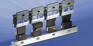 A guide for staged tooling for press brakes