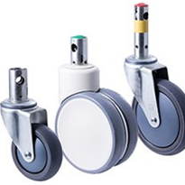 Fallshaw Central Locking Castors