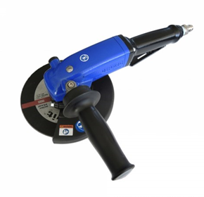 High Powered Turbine Angle Grinder | 180mm, 2.6kW | Deprag
