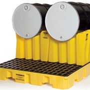 Drum Bunds and Spill Pallets | 2 & 3 Drum Containment Bunds - Double
