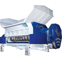 Single Shaft Primary Shredder | Linder Jupiter Series