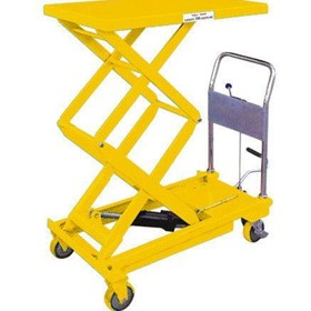 Double Scissor Lift , 700KG Capacity - TFD70