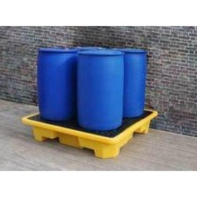 Spill Containment - Polyethylene Spill Pallets