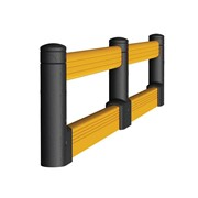 Surex Industrial Guardrail Barrier