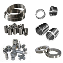 Tungsten Carbide Wear and Abrasive Resistance Parts