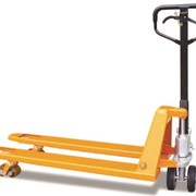 Pallet Truck with Handbrake | Castors & Industrial