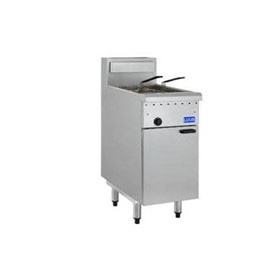 Essentials Series Single Pan Twin Basket Deep Fryer FG-40