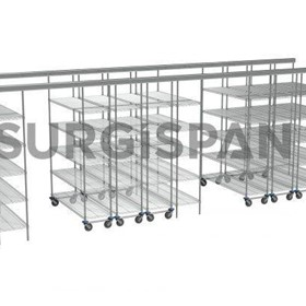 Systems - Wire Shelving