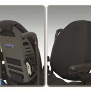 Pride Mobility Synergy Cushions and Backs | Shape