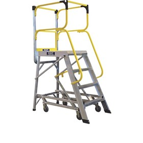 Bailey Ladderweld Access Platforms Order Picker