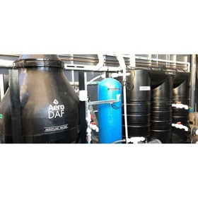 Wastewater Treatment | Dissolved Air Flotation (AeroDAF)