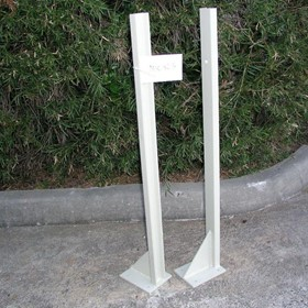 MSL 523 | H.D. Universal Solid Steel Support Stand