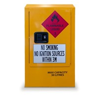 Small Dangerous Goods Flammable Safety Storage Cabinet