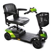 Mobility Scooters | Colibri Compact 4 Wheel - Jade Green