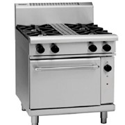 Gas Range Convection Oven 800 Series RN8510GC - 750mm