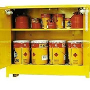 160L Wide PS Range Safety Cabinet Unistor PS
