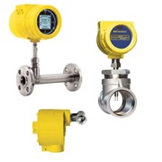 Small Line Size Thermal Mass Flow Meters | FCI ST Series