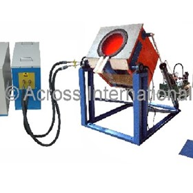 Induction Heaters | 70KW Low-Frequency Induction Melting Furnace