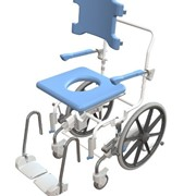 4Healthcare | Shower Commode Chair | Commode 4H420