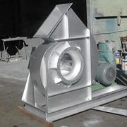 Industrial Centrifugal Fan | Turbovane Radial Tip