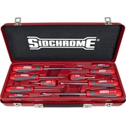 Screwdriver Set | 10 Piece Ergonomic