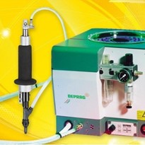 Screw Feeders | Deprag | Hand Guided Automatic Parts Feeder