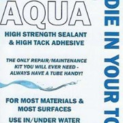 Sub Aqua | High Tack Adhesive and Sealant