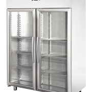 Double Glass Door Freezer 1400LT | ISO AF14ISOMBTPVW