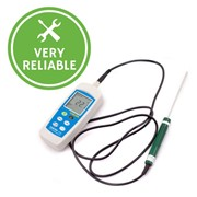 PT100 Digital Thermometer with Sensor - C370-IC