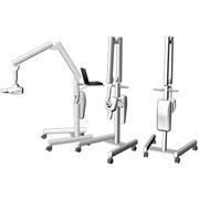 Veterinary Xray Systems I Revolution 4DC Mobile Floor Stand