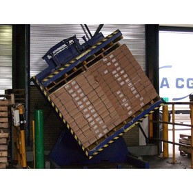 Palletless Loading System
