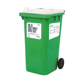 Spill Kits | Oil & Fuel Wheeled Bins